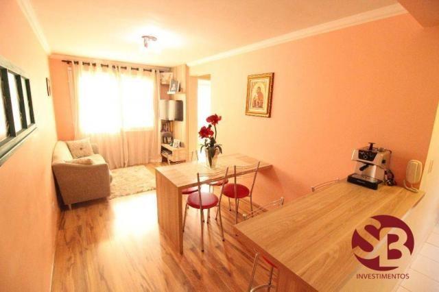 Apartamento residencial à venda com 2 dormitórios , Novo Mundo, Curitiba