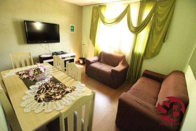 Apartamento residencial à venda, Cajuru, Curitiba