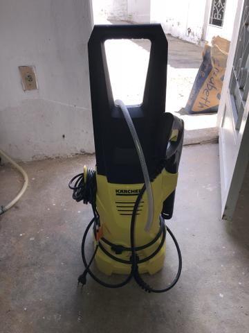 Lavadora KARCHER (usada duas vezes)