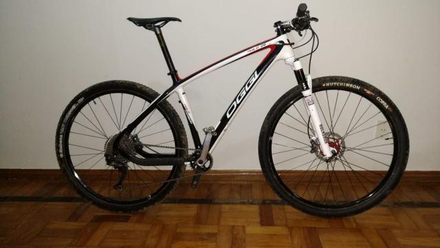Bike Oggi agile Carbon