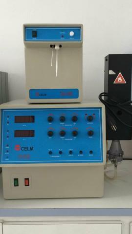 Aparelho fotômetro de chamas + diluidor fc 280 celm