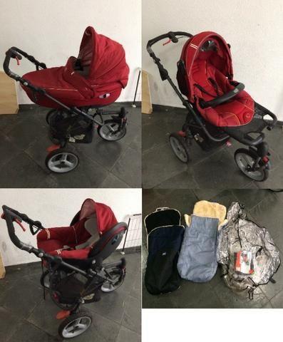 Carrinho De Bebê Bébé Confort High Trek - Sistema Completo