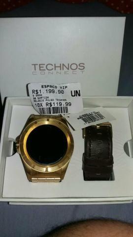 Vendo um relógio technos connect