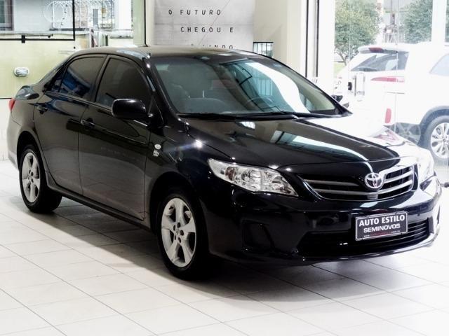 Toyota Corolla GLi 1.8 Flex Automático 2014