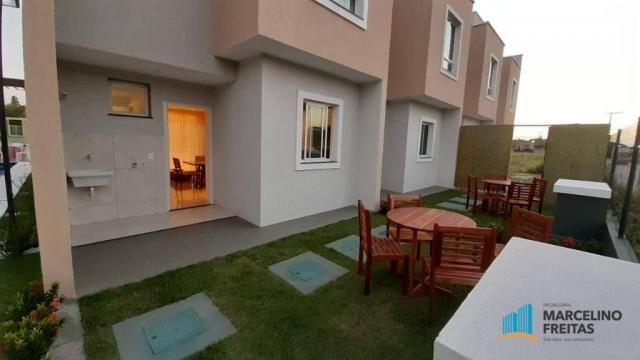 Lançamento de casas residenciais à venda, eusébio - ca2132 - Foto 17