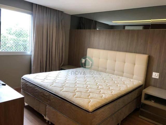 Apartamento com 3 dormitórios à venda, 132 m² por r$ 1.000.000,00 - centro - campo grande/ - Foto 2