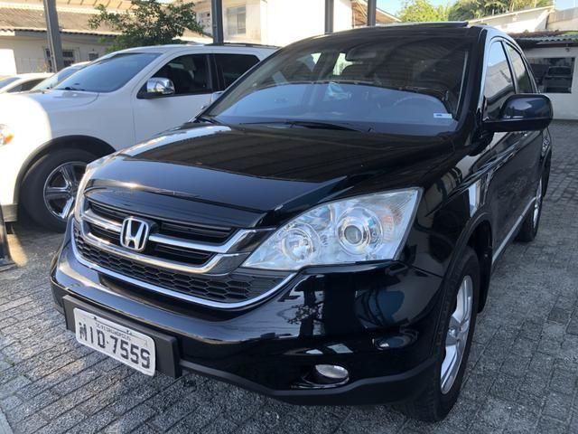 Honda CR V - EX L 2.0 4x4 2010 (Aut) top