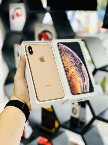 IPhone XS Max 256GB Gold (Seminovo)