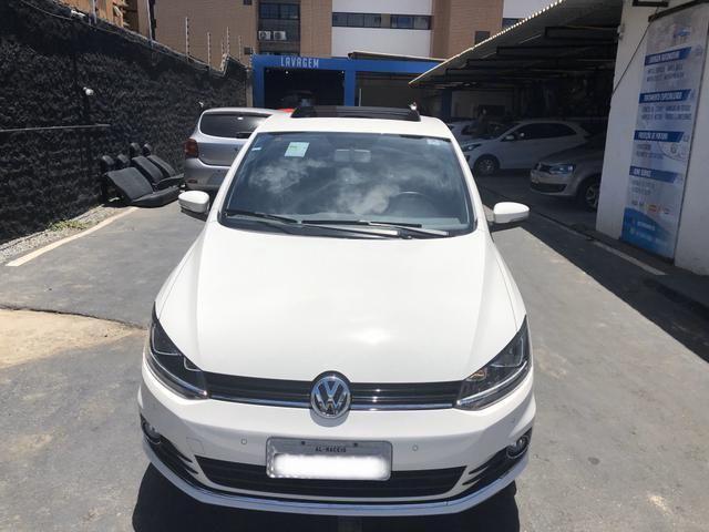 VW FOX Highline 1.6 Flex 16v ( TETO SOLAR) 28.000 km único dono - Foto 2