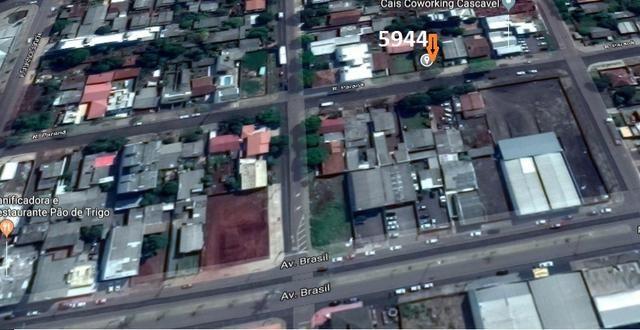 Vendo Terreno com casa Rua Paraná 462,5m² próximo a Prefeitura - Foto 4