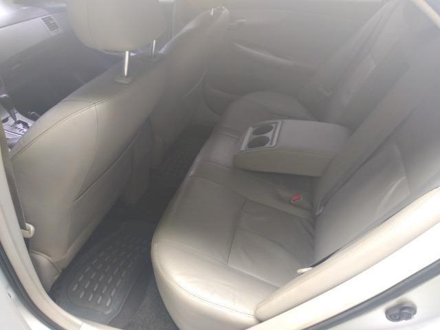 Toyota Corolla Xei, 1.8 2010 Prata Automático GNV 5º Geração - Foto 9