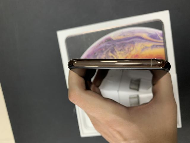 IPhone XS Max 256GB Gold (Seminovo) - Foto 4