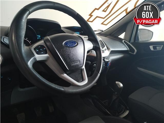 Ford Ecosport 1.6 freestyle 16v flex 4p manual - Foto 7