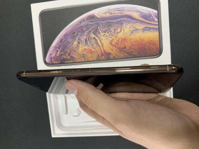 IPhone XS Max 256GB Gold (Seminovo) - Foto 5