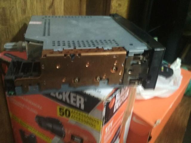 Rádio original C3 2008 - Foto 4
