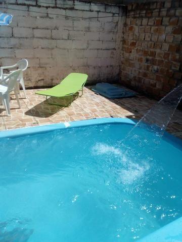 Vendo ou troco casa com piscina no village 2 - Foto 2