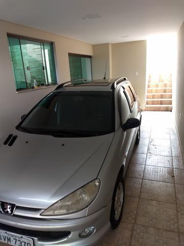 Peugeot 206 SW 1.4 flex 8v versão MOONLIGTH - Foto 4