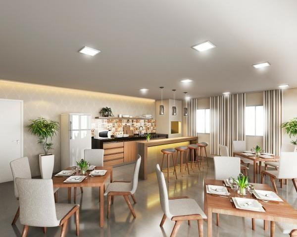 Apartamento em araucária condomínio clube subsídio de até 37 mil - Foto 7