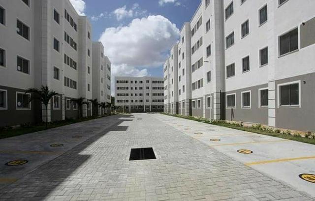 Repasse Apartamento na maraponga R$ 65.000.00 mais prestações R$ 954 - Foto 2