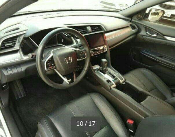 Honda Civic 2.0 EXL CVT Automático 17/17 - Foto 6