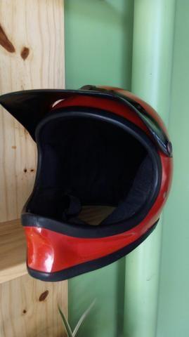 Vendo capacete 70,00 - Foto 2