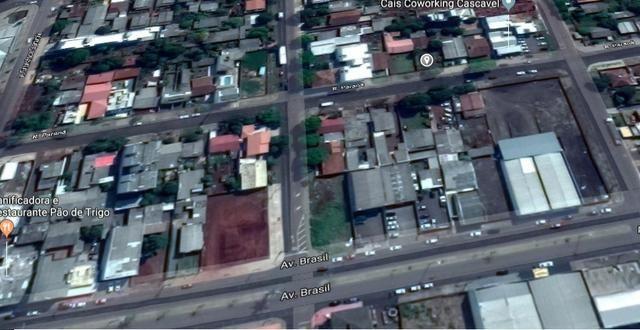 Vendo Terreno com casa Rua Paraná 462,5m² próximo a Prefeitura - Foto 5