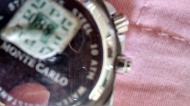 6b8bfba021e Relógios marca Monte Carlo - Bijouterias