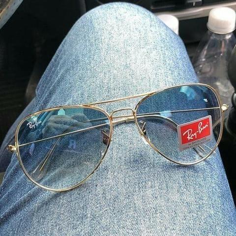 Óculos de Sol Aviador Oferta - Várias Cores - Foto 2