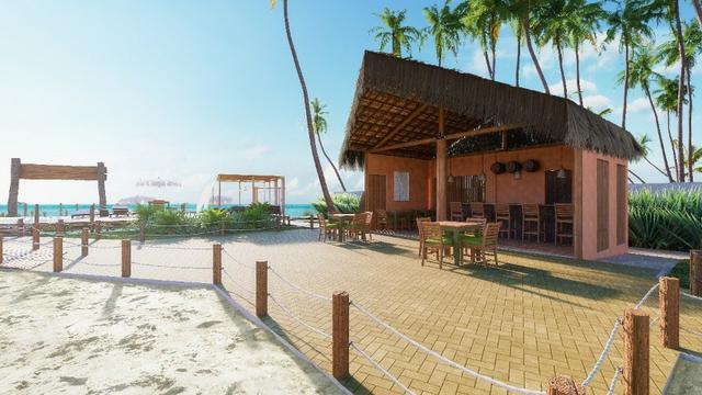 Loteamento fechado a beira mar da praia do Patacho, Alagoas, Brasil! - Foto 3