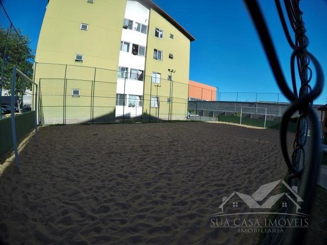 Apartamento 2 Quartos, reformado, com armários, sol da manhã, Resid. Jardim Tropical - Foto 11