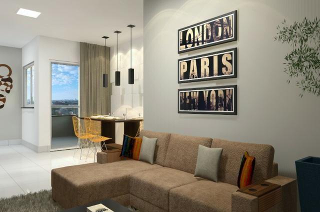 Apartamento Planta Residencial Flamboyant Próximo ao Industrial - Foto 11