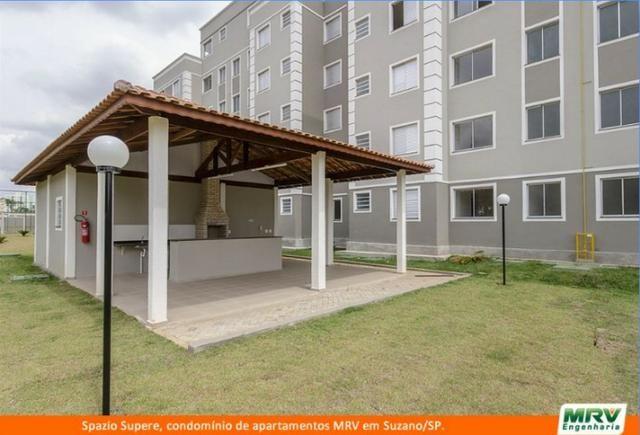 Apartamento em Suzano, Próx ao Shopping, 2 quartos - Foto 4