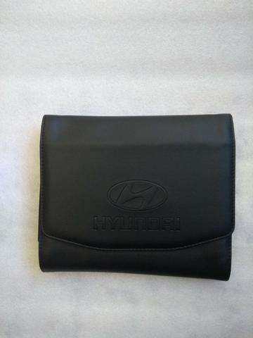 Porta documento de veiculos Preto Hyundai