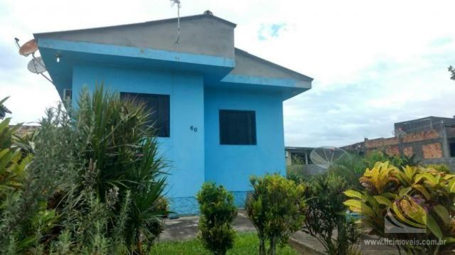 Casa para Venda em Imbituba, Campo D´AVIAÇÃO, 4 dormitórios, 1 suíte, 1 banheiro, 1 vaga