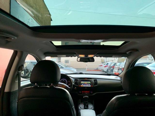 Kia Motors Sportage Flex *Com Teto Solar*2014 -Contato Luiz Marcatto- Cel * - Foto 10