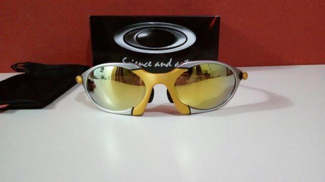 5ff728dd0 Óculos Oakley Romeo 1 24k Polarizado Novo Frete grátis - Bijouterias ...