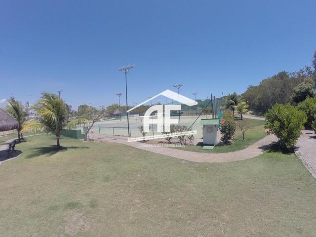 Terreno com 909m² - Condomínio Laguna, ligue já - Foto 9