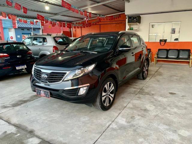 Kia Motors Sportage Flex *Com Teto Solar*2014 -Contato Luiz Marcatto- Cel * - Foto 2