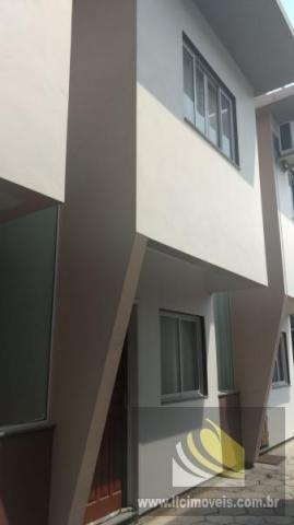Casa para Venda em Imbituba, VILA NOVA ALVORADA - DIVINÉIA, 2 dormitórios, 2 banheiros, 1  - Foto 3