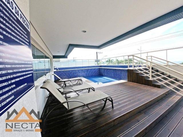 Apartamento à venda, 115 m² por r$ 900.000 - porto novo - caraguatatuba/sp - Foto 19