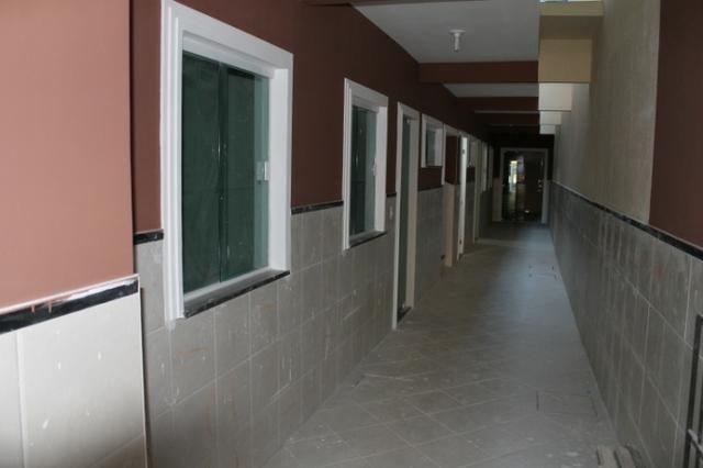 Alugo - Apartamento de 1 Quarto - Fino Acabamento - Foto 3