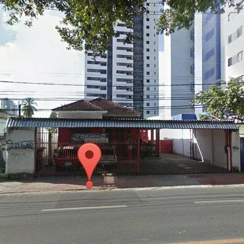 Vendo Área com Casa Na Estrada de Belém - Foto 2