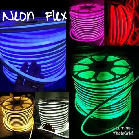 Mangueira de LED Neon Flex