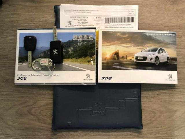 Peugeot 308 Active Pack 1.6 com Teto Panorâmico!!! - Foto 5