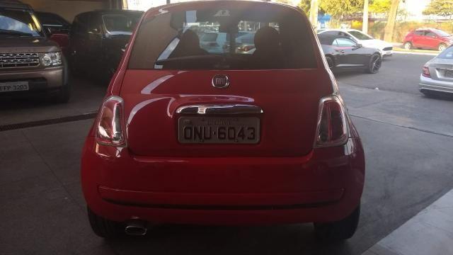 Fiat 500 automático - Foto 2