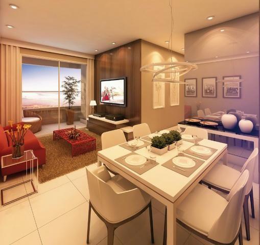 Apartamento para venda - 3 quartos - 61m2 - Messejana - Fortaleza/CE - Foto 4