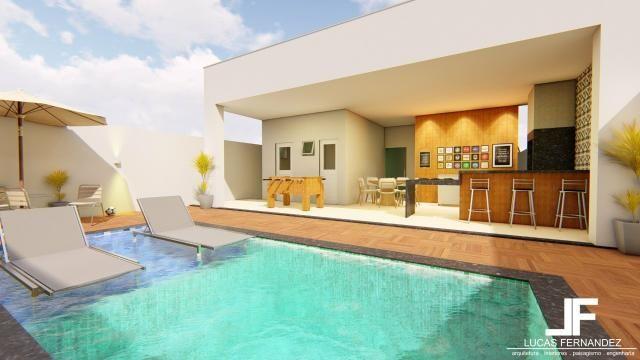 Casa 4quartos suite piscina churrasqueira rua 12 condomínio frente taguapark - Foto 6