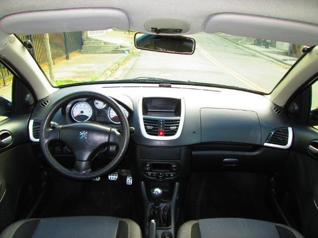 207 sw escapade 2010 1.6 flex completa 4 pneus novos impecável !!! - Foto 10