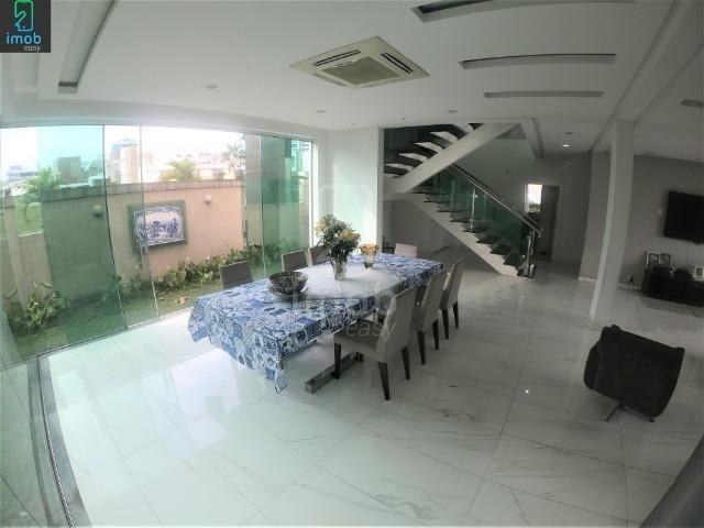 Residencial Adrianópolis, 5 suítes, piscina com fino acabamento (aceita bermuta) - Foto 3