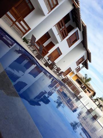 Hotel na Praia de Taperapuã Porto Seguro Ba - Foto 17